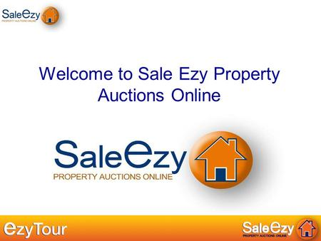 Welcome to Sale Ezy Property Auctions Online. Traditional Auction Online All bids are displayed in real time Bids are accepted and processed anytime day.