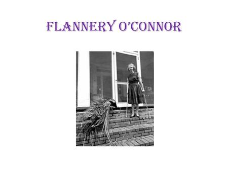 an analysis of the story good country people by flannery oconnor
