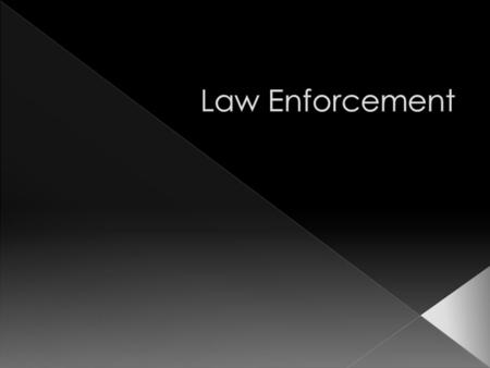  Jurisdiction- court and police agencies authority to process a case.