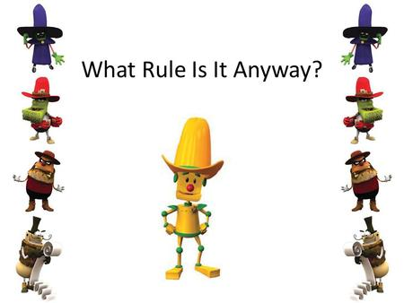 What Rule Is It Anyway?. My Rules For Internet Safety 1.I will tell my trusted adult if anything makes me feel sad, scared, or confused. 2.I will ask.