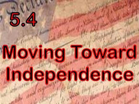Colonial Leaders Emerge On May 10 th 1775 the 2 nd continental congress met This included John Adams, Samuel Adams, Richard Henry Lee, Benjamin Franklin,