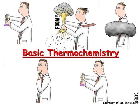 Basic Thermochemistry