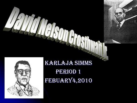 KARLAJA SIMMS PERIOD 1 FEBUARY4,2010. introduction Nashville, Tennessee Nashville, Tennessee Kansas City Kansas City May 27 th 1898 May 27 th 1898 February.