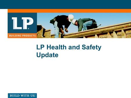 1 LP Health and Safety Update. 2 Safety Alert Sharing Process  Safety Alert sharing form posted on APA Members Only Safety page at: