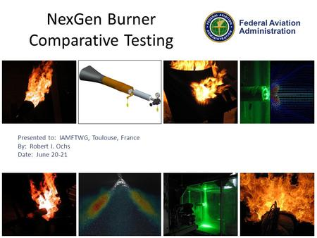 NexGen Burner Comparative Testing