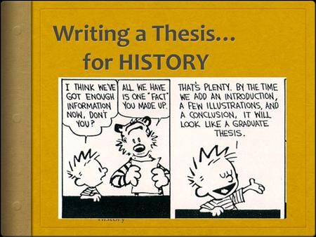 What is a … A thesis statement: 1.An argumentative statement that the essay / paper will PROVE 2.One sentence 3.Contains three CONCRETE arguments /subtopics.