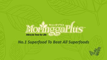 MoringgaPlus.com Miracle Tree for Life No.1 Superfood To Beat All Superfoods.