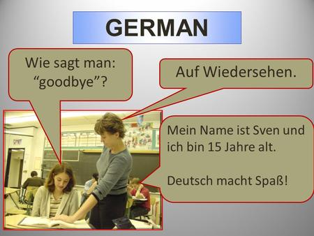 why learn german die ewige frage the eternal question ppt download. Black Bedroom Furniture Sets. Home Design Ideas