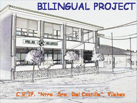 SCHOOL This is the school SCHOOL ON THE SCHOOL BUS ON FOOT How do you go to school?