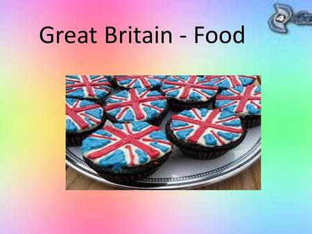 Great Britain - Food.