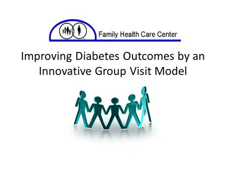 Improving Diabetes Outcomes by an Innovative Group Visit Model.