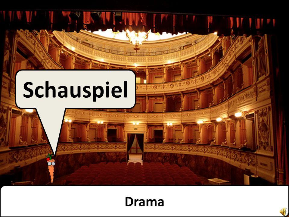 Schauspiel Drama