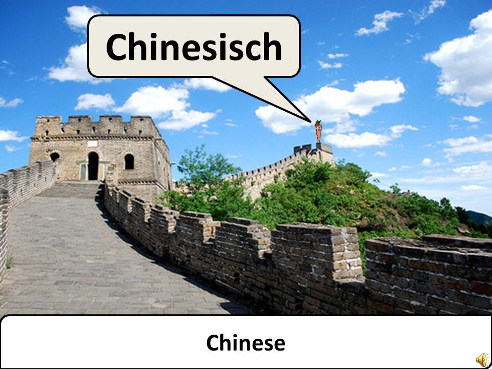 Chinese Chinesisch