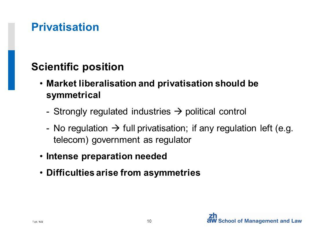 7.ppt, fs09 11 References BERGMANN, A.: Erfolgsfaktoren im öffentlichen und privaten Sektor.