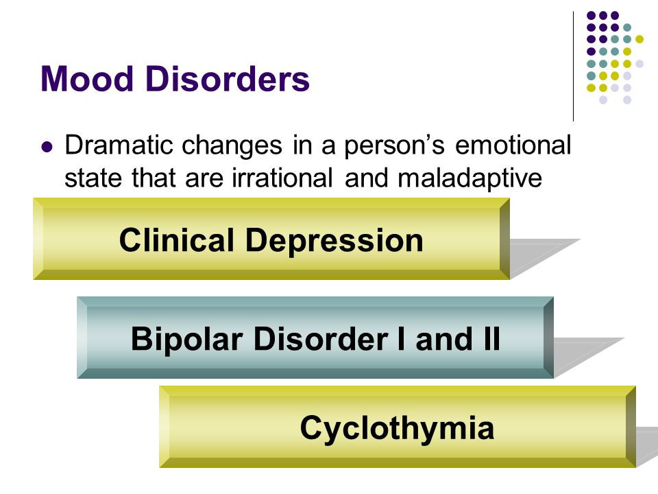 Bipolar Disorder I and II