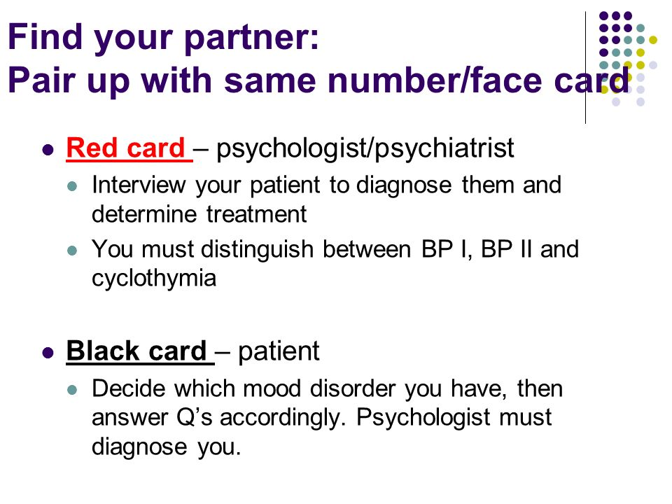 Find your partner: Pair up with same number/face card