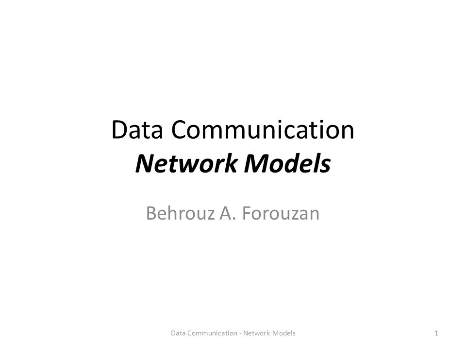 Computer Networks Forouzan 2nd Edition Ebook