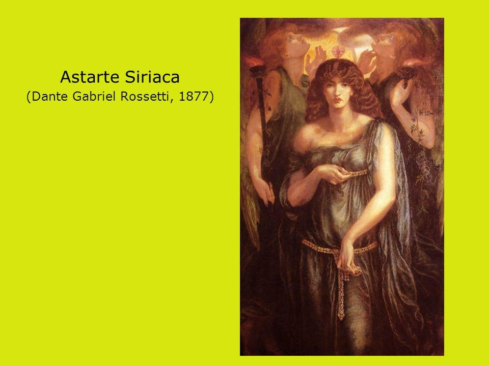 (Dante Gabriel Rossetti, 1877)