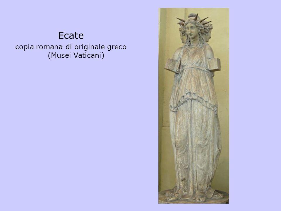 copia romana di originale greco (Musei Vaticani)