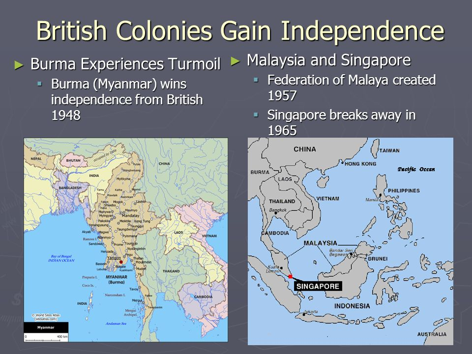 how canada gained from becoming independent The australian states, however, did not gain their independence from britain at that time bizarrely, they remained colonial dependencies of the british crown, despite being constituent parts of.