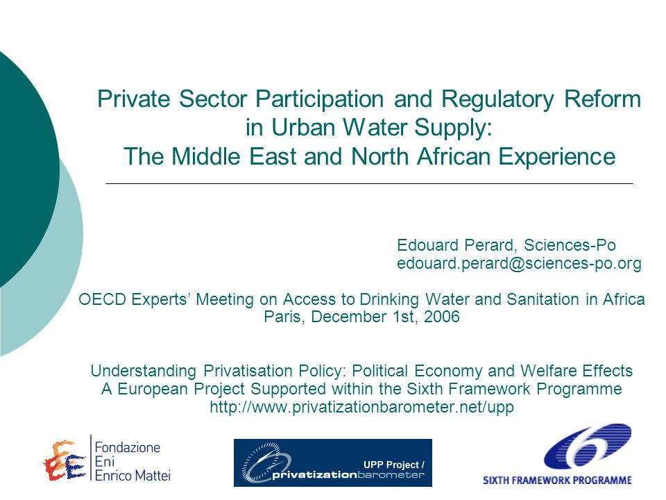 A European Project Supported within the Sixth Framework Programme