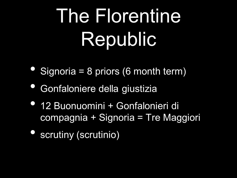 The Florentine Republic