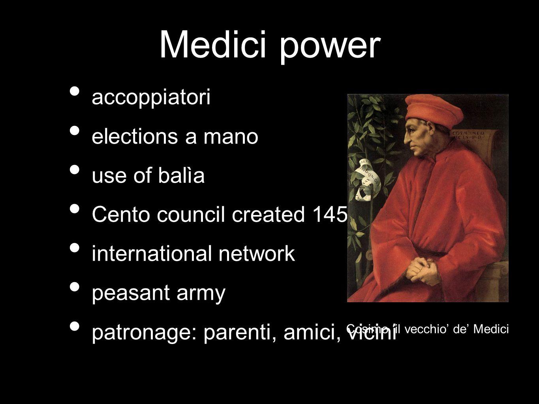 Cosimo 'il vecchio' de' Medici