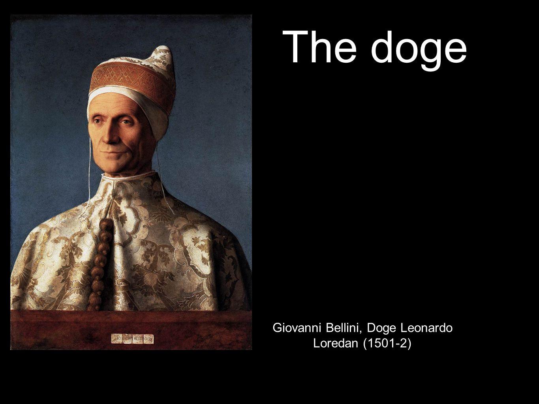 Giovanni Bellini, Doge Leonardo Loredan (1501-2)