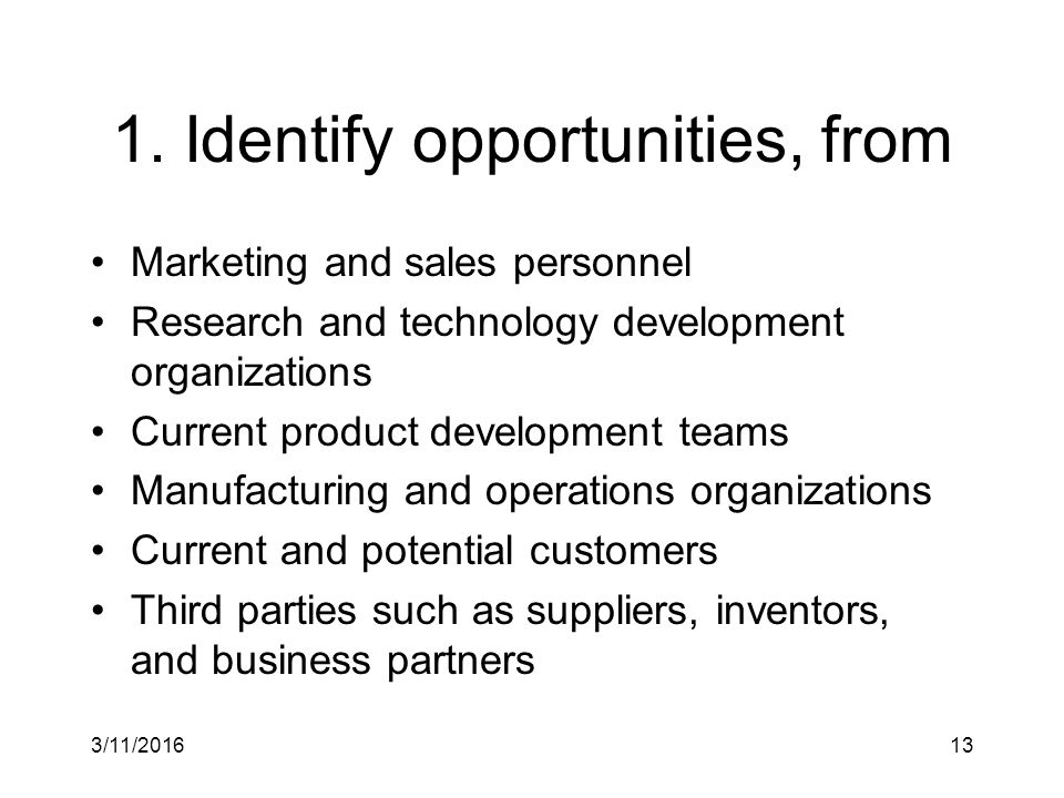 identify marketing opportunities 18091 - bsb51215 diploma of marketing bsbmkg501: identify and evaluate marketing opportunities assessment task (3 of 4) report - marketing opportunities.