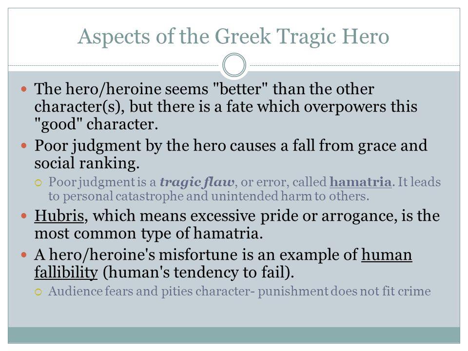 exploring the tragic flaws in sophocles play oedipus rex Daniel nierenberg comparative essay 11-20-01 oedipus rex & antigone it is only natural that an author use similar vessels of literature hamartia is a characters flaw sophocles' plays each have a noble/tragic hero as the main character.