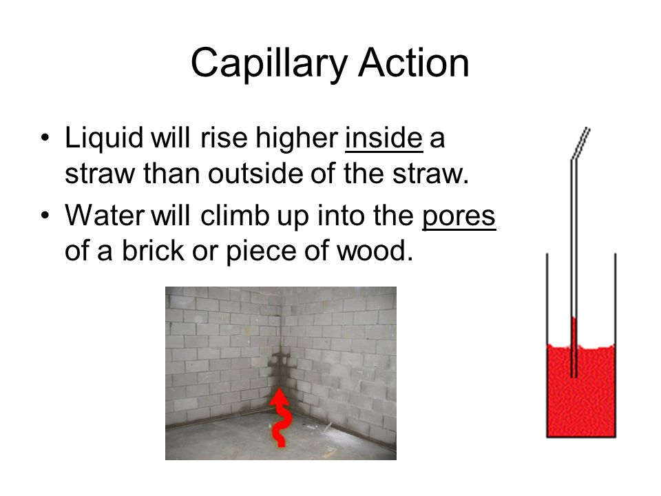 capillarity surface tension and liquid surface Capillarity definition, also called capillary action, capillary attraction physics a manifestation of surface tension by which the portion of the surface of a.