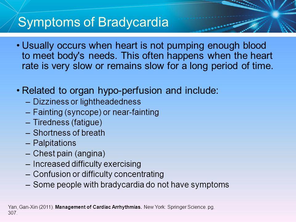 Brady Arrhythmia M.R S...