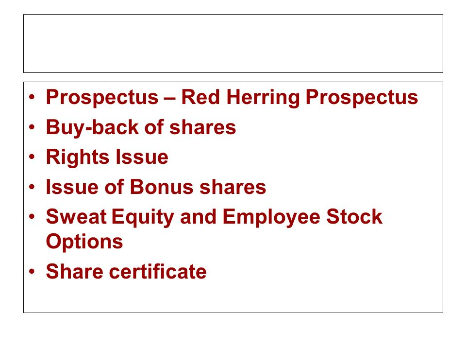Issuing stock options to employees