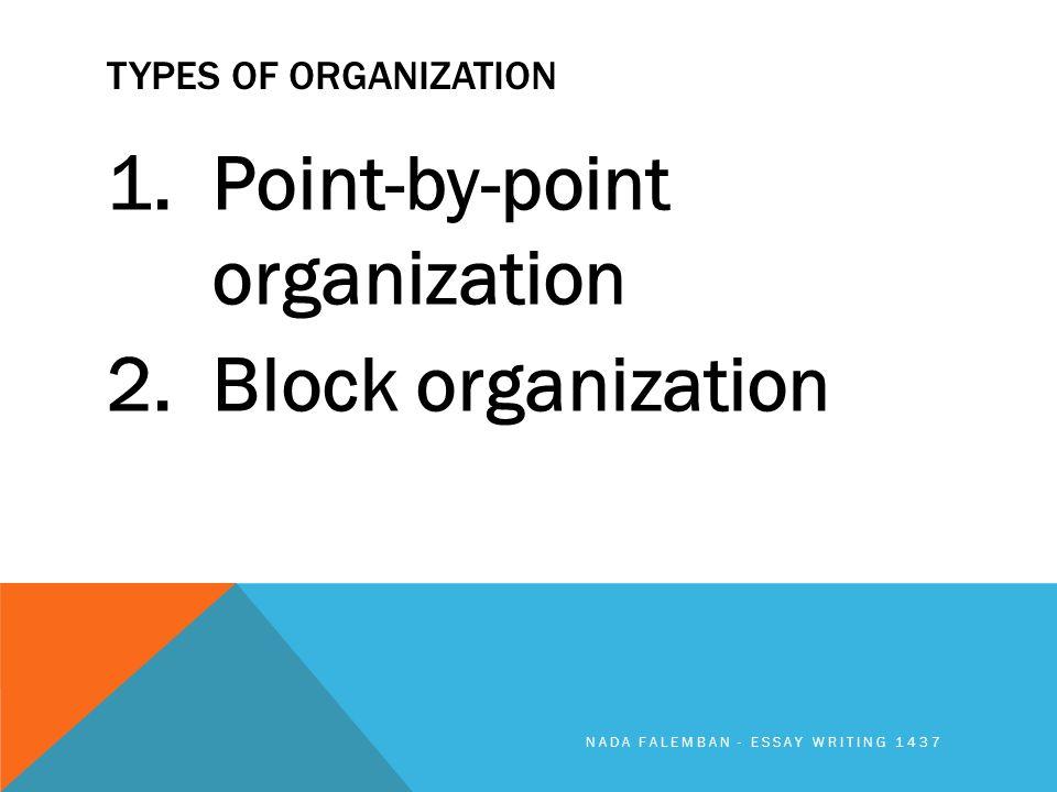 point point block essays