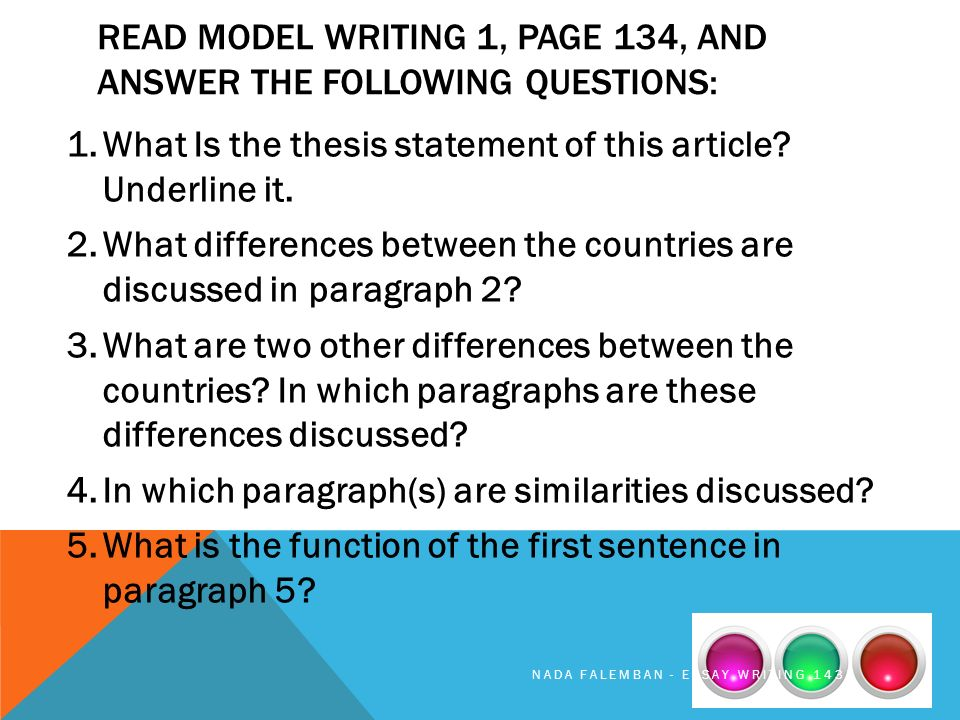 paragraph answer questions Online practice exercises and advice for ielts reading paragraph headings  if  at the end you are still stuck between two answers for a question, pick which fits.