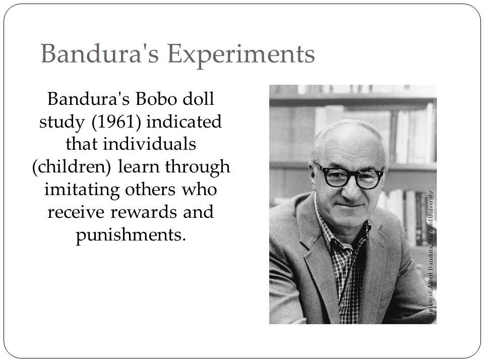 bandura bobo doll study pdf