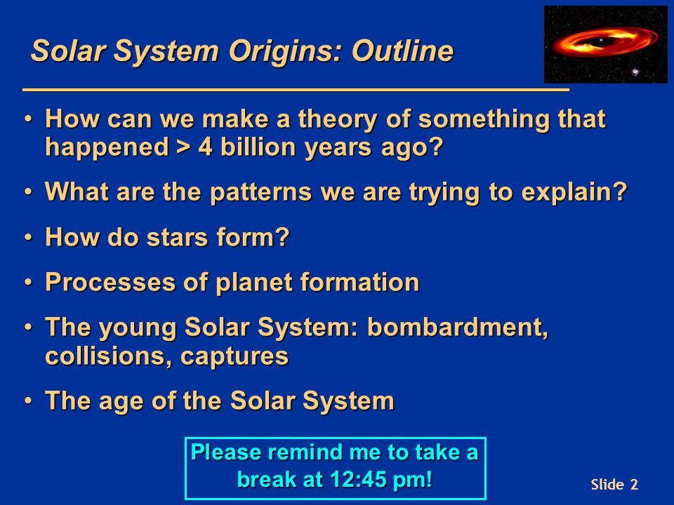 how do solar systems form - photo #27