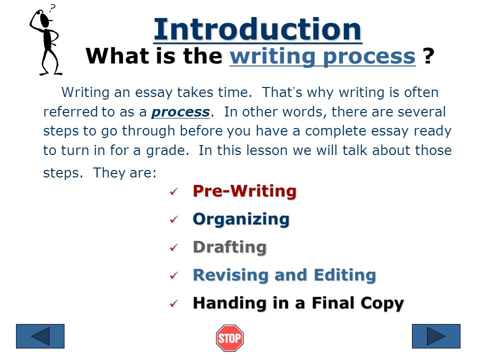 steps to take before writing an essay Follow these three essential steps to write a killer essay for any class  what do  you think is the deeper meaning that topic is trying to get at  can then write the  topic sentence of each of your body paragraphs before you fill.