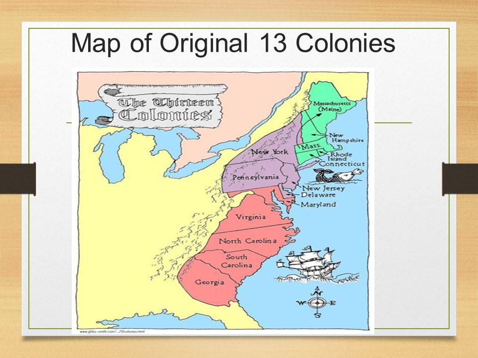 Chapter The Struggle To Found Colonies Ppt Video Online Download - Georgia map 13 colonies