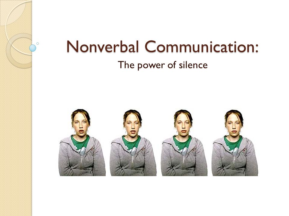 Power Lead Communication : Communication words make up for vocal elements