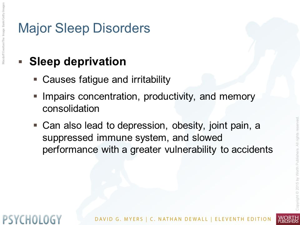 thesis on sleep disorders Sample cause and effect essay on sleep deprivation effects include mental fatigue, change in bodily temperature, hormone levels, and heart rate among others.
