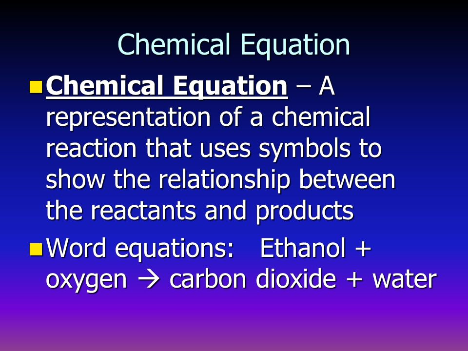 relationship between mass of reactants and products in a chemical reaction