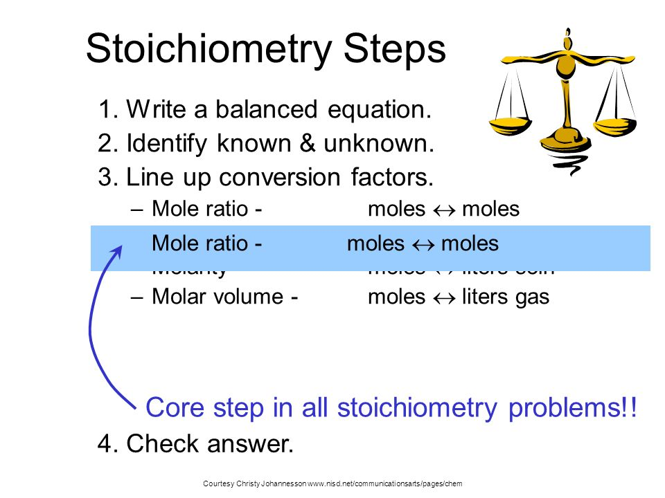 mole ratio write up Determination of reaction stoichiometry purpose: the purpose of this experiment is to determine the mole ratio of reactants in a chemical reaction.