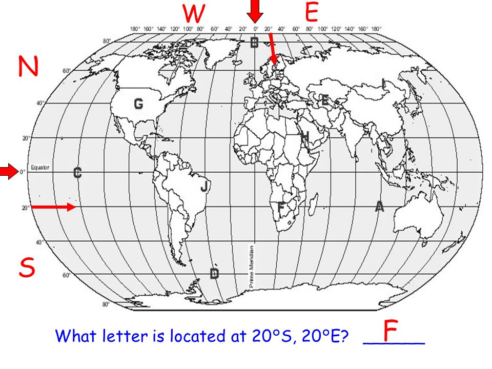 Latitude And Longitude Ppt Video Online Download - Map of the us with latitude and longitude lines