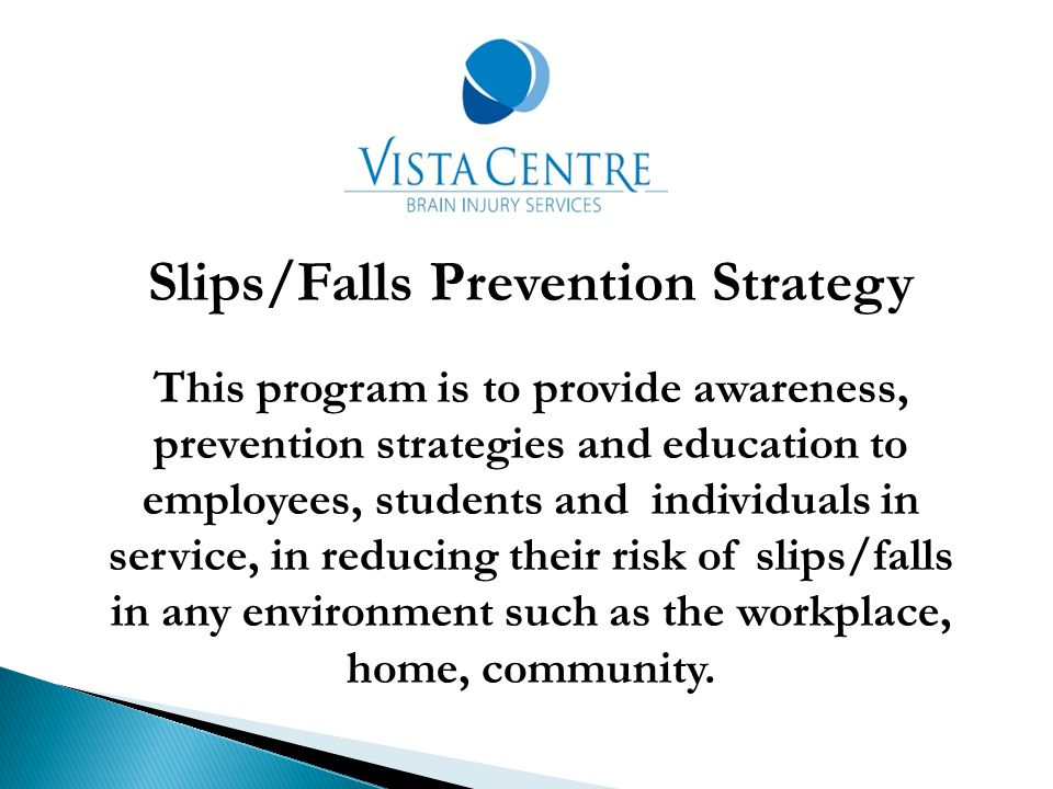 falls risk and fall prevention strategies