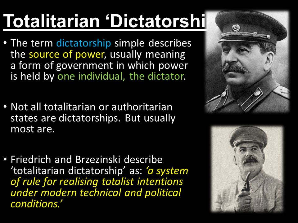 Why do Authoritarian States emerge? - ppt video online download