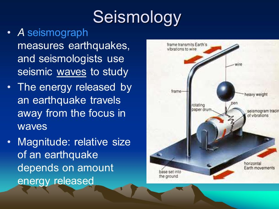 "an analysis of earthquake predicting in seismology Given the devastation earthquakes cause, seismologists and public officials   seismic hazard analysis) because this type of ""prediction"" is."