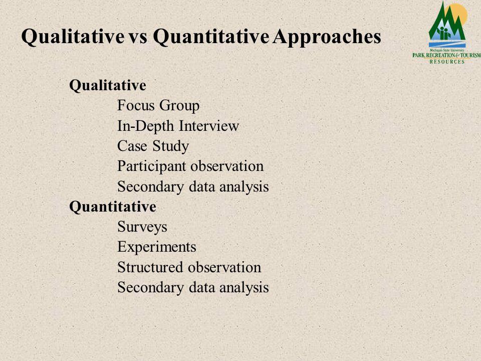 quantitative case analysis