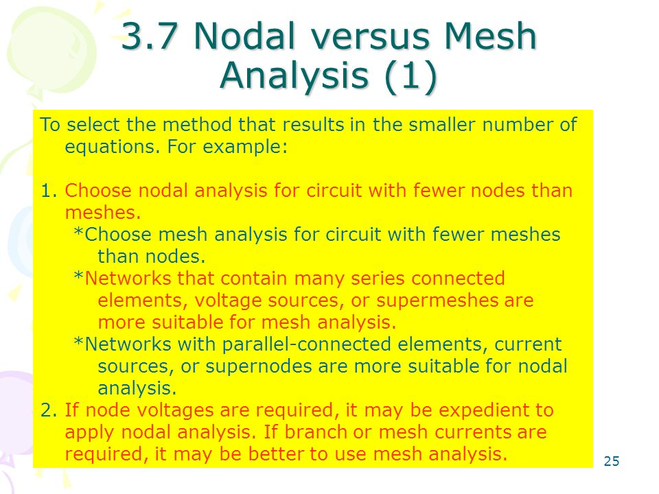 node voltage method examples pdf
