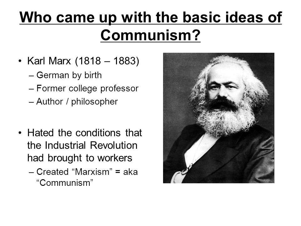 the idea of a classless society in the karl marxs manifesto A summary of introduction and section 1, bourgeois and proletarians (part 1) in karl marx and friedrich engels's the communist manifesto learn exactly what happened in this chapter, scene, or section of the communist manifesto and what it means.